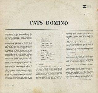 DOMINO LP IMP 12091 B