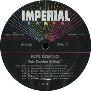 DOMINO LP IMP 12091 C