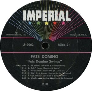 DOMINO LP IMP 12091 D