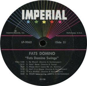 DOMINO LP IMP 12091 D