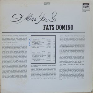 DOMINO LP IMP 12398 B