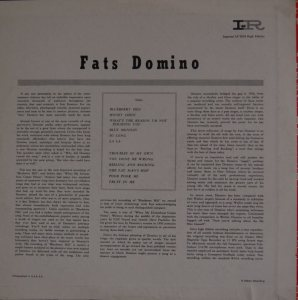 DOMINO LP IMP 9028 B