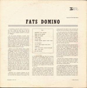 DOMINO LP IMP 9038 B