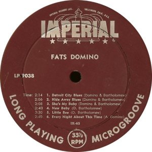 DOMINO LP IMP 9038 C