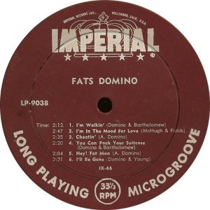 DOMINO LP IMP 9038 D