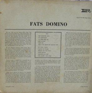 DOMINO LP IMP 9040 B