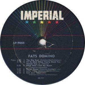 DOMINO LP IMP 9055 C