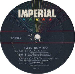 DOMINO LP IMP 9055 D