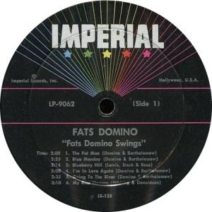 DOMINO LP IMP 9062 C