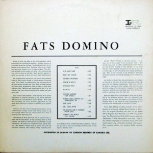 DOMINO LP IMP 9066 B