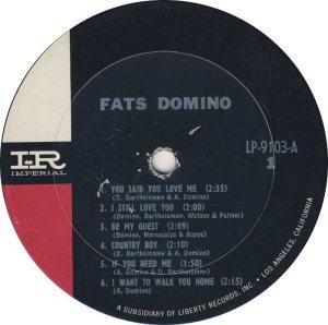DOMINO LP IMP 9103 C