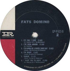 DOMINO LP IMP 9103 D