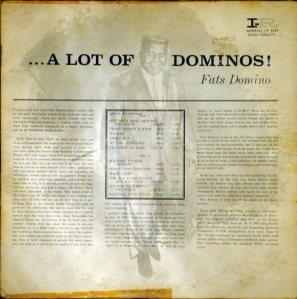 DOMINO LP IMP 9127 B