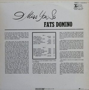 DOMINO LP IMP 9138 B
