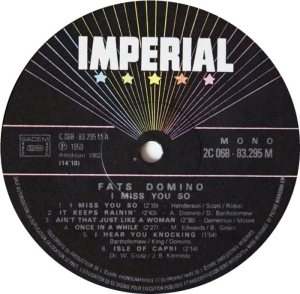 DOMINO LP IMP 9138 C