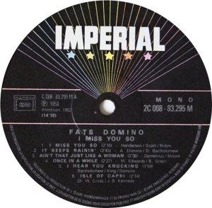 DOMINO LP IMP 9138 C