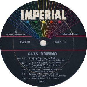 DOMINO LP IMP 9153 C