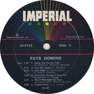DOMINO LP IMP 9153 C