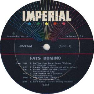 DOMINO LP IMP 9164 C