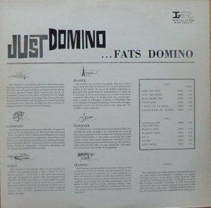 DOMINO LP IMP 9208 B