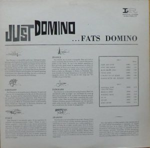 DOMINO LP IMP 9208 B