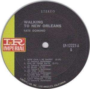 DOMINO LP IMP 9227 B