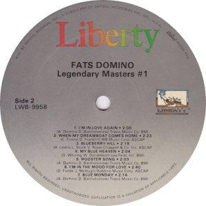 DOMINO LP LIB D