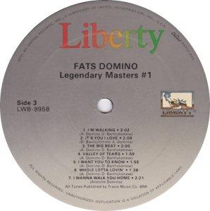DOMINO LP LIB E