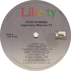 DOMINO LP LIB F