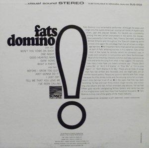 DOMINO LP SUNSET 5103 D