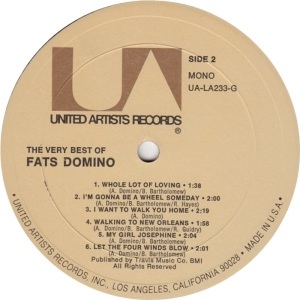 DOMINO LP UA 233 C