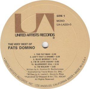 DOMINO LP UA 233 D