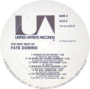 DOMINO LP UA 380 D