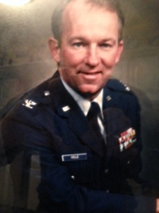 Colonel Doug Hole