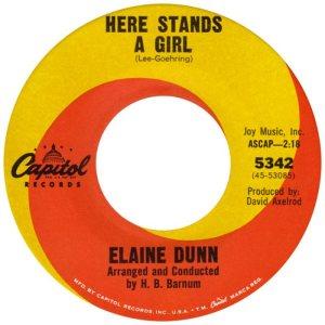 DUNN ELAINE 64 A