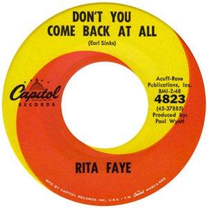 FAYE RITA 62 B