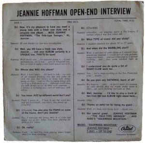 HOFFMAN JEANNIE 64 A