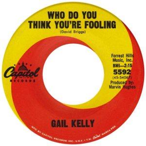 KELLY GAIL 66 A