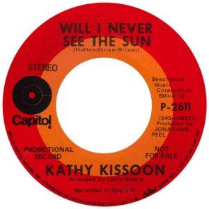 KISSOON KATHY 69 B