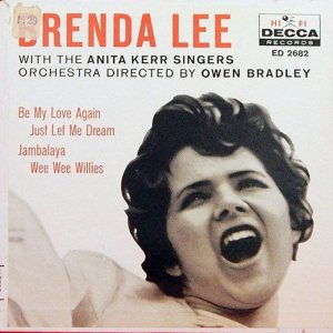 LEE, BRENDA - DECCA 1960 - EP 2682