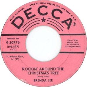 LEE, BRENDA - DECCA 30776 C
