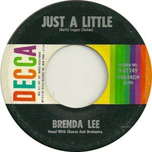 Lee, Brenda - Decca 31149 C