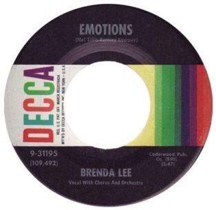 Lee, Brenda - Decca 31195 C