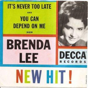 Lee, Brenda - Decca 31231 B
