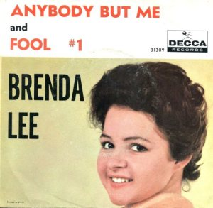 Lee, Brenda - Decca 31309 B