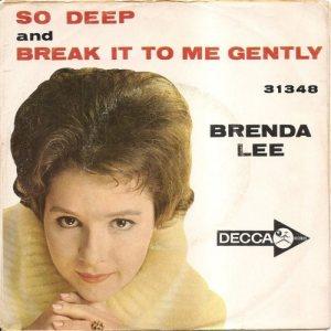 Lee, Brenda - Decca 31348 B