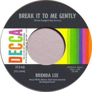 Lee, Brenda - Decca 31348 C