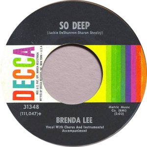 Lee, Brenda - Decca 31348 D