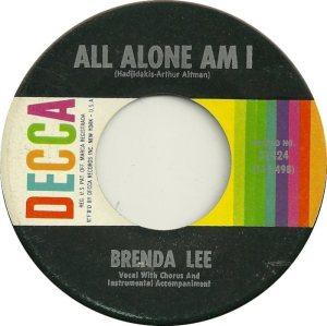 Lee, Brenda - Decca 31424 C