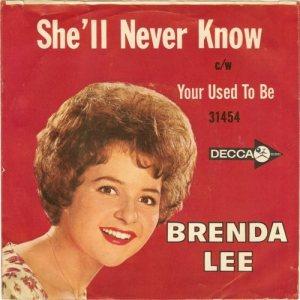 Lee, Brenda - Decca 31454 B